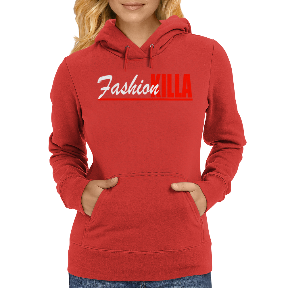 Fashion Killa Asap Rocky Womens Hoodie