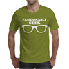 Fashionably Greek Mens T-Shirt