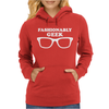 Fashionably Greek Womens Hoodie