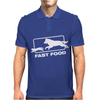 Fast Food Mens Polo