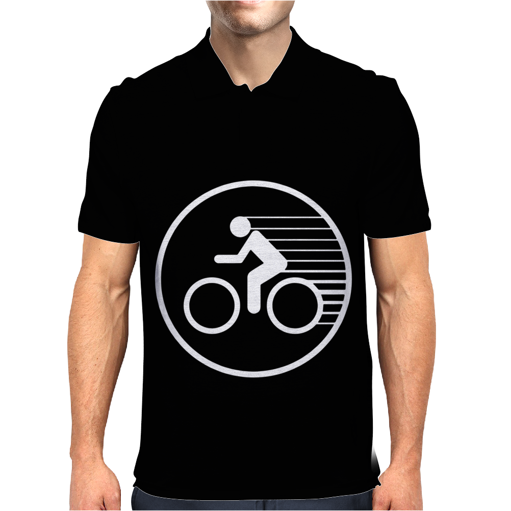 Fast Speed Bicycle Mens Polo