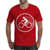 Fast Speed Bicycle Mens T-Shirt