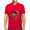FASTER PUSSYCAT Mens Polo