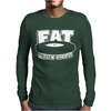 FAT WRECK CHORDS NEW Mens Long Sleeve T-Shirt
