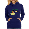 Father and son Womens Hoodie