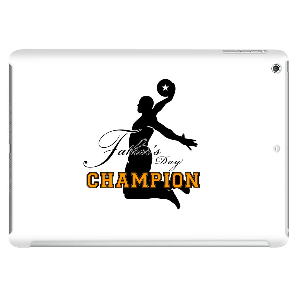 Fathers Day Champion Tablet (horizontal)