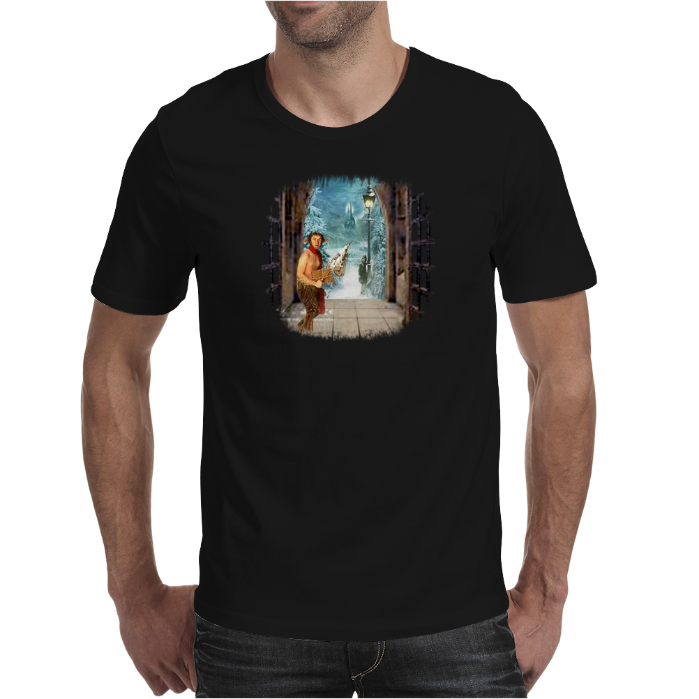 Faun Of Narnia Mens T-Shirt