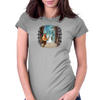 Faun Of Narnia Womens Fitted T-Shirt