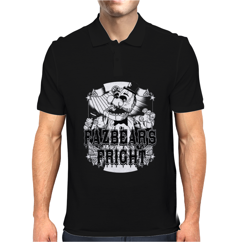Fazbear's Fright Mens Polo