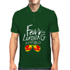 Fear And Loathing In Las Vegas Mens Polo