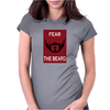 fear-the-beard 2 Womens Fitted T-Shirt