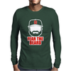 Fear The Beard Mens Long Sleeve T-Shirt