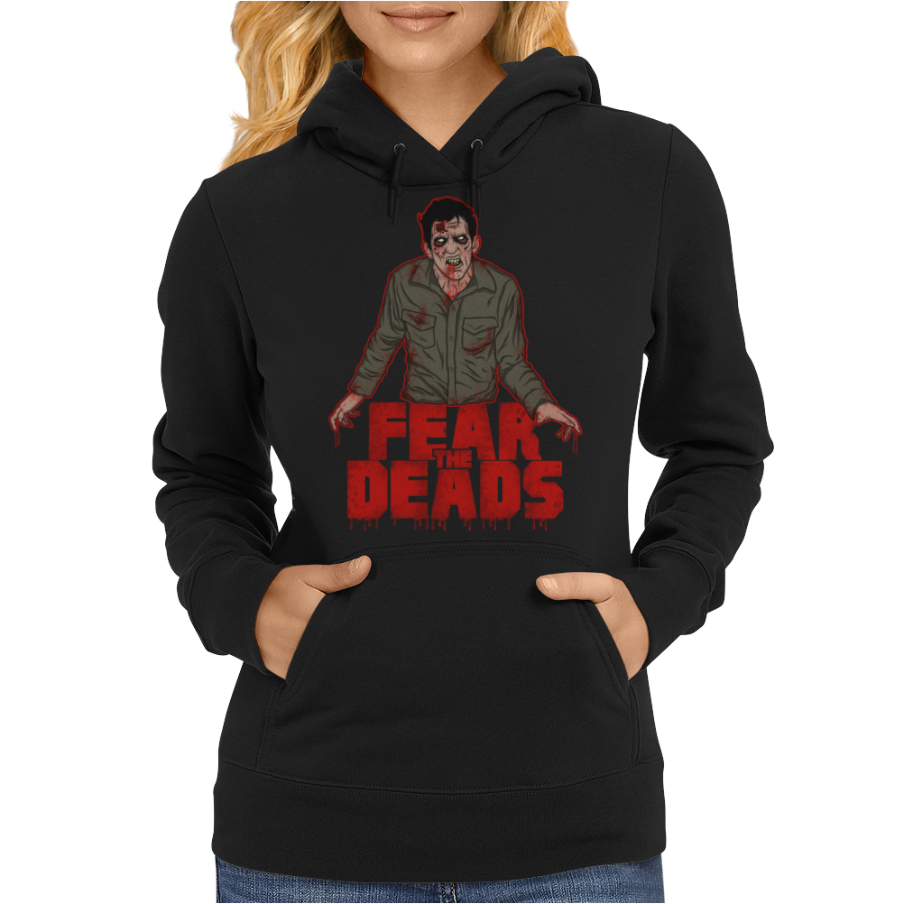 fear the deads Womens Hoodie