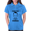 Fear The Forehead, Womens Polo