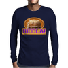 Fear The Woola! Mens Long Sleeve T-Shirt