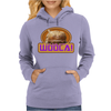 Fear The Woola! Womens Hoodie