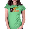 Fearless Racing Men's T-Shirt Womens Fitted T-Shirt