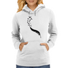 Feather Birds Womens Hoodie