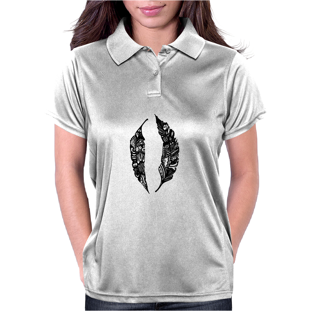 Feather Womens Polo