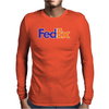 FED up with my EX Mens Long Sleeve T-Shirt