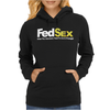 FedSex When You Absolutely Need To Womens Hoodie