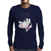 Feed Me and Tell Me I'm Pretty Mens Long Sleeve T-Shirt