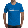 FEELINGS CHANGE Mens T-Shirt