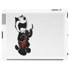 FELIX THE CAT PLAYING THE GUITAR! Tablet (horizontal)