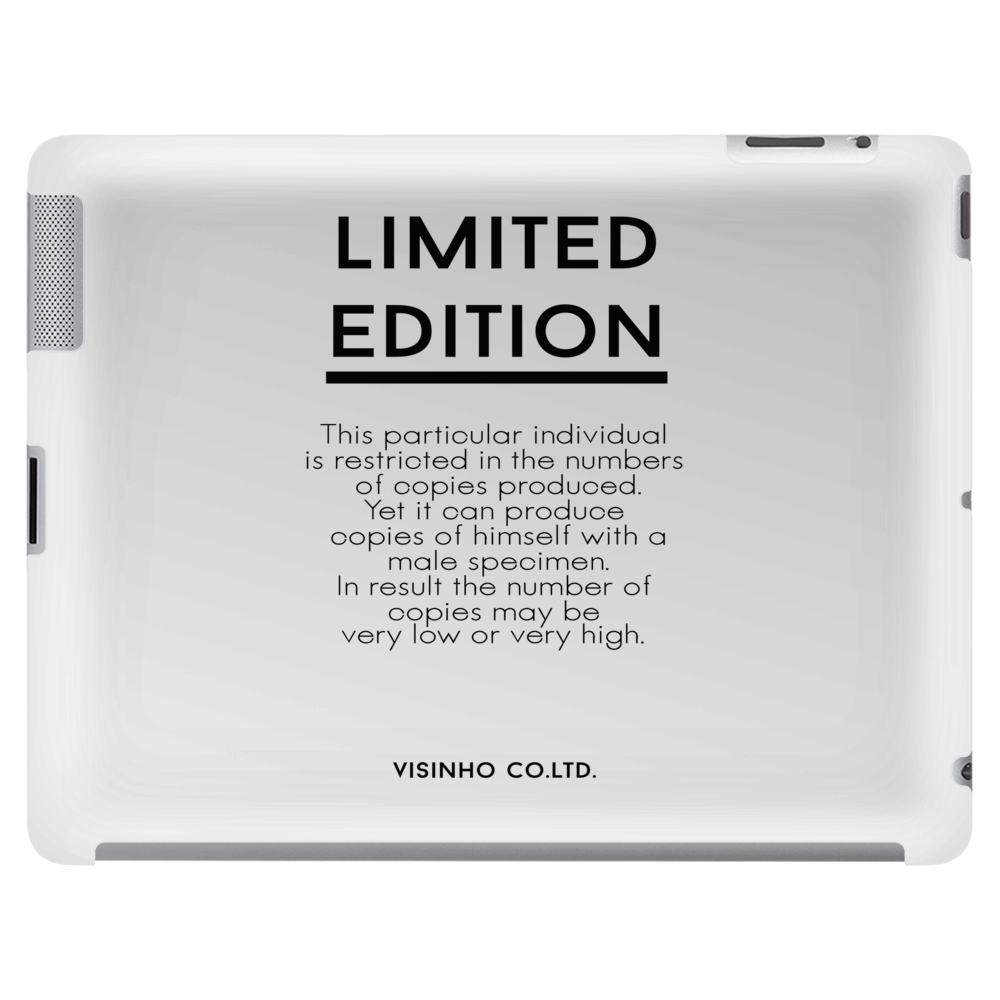 female individual limited edition Tablet