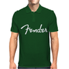 Fender Guitar Mens Polo