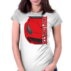 Ferrari F12 Berlinetta Womens Fitted T-Shirt