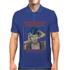 Ferris Bueler's Head Comes Off from Zombie Love Collection Mens Polo