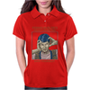 Ferris Bueler's Head Comes Off from Zombie Love Collection Womens Polo
