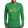 Festif bike Mens Long Sleeve T-Shirt