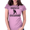 Festivus Feats of Strength Womens Fitted T-Shirt