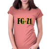 FG-Z1 Womens Fitted T-Shirt