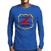 FG-Z1 (Z NATION) Mens Long Sleeve T-Shirt