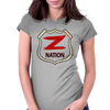FG-Z1 (Z NATION) Womens Fitted T-Shirt