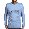 FG-Z1(iZOMBiE) Mens Long Sleeve T-Shirt