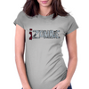 FG-Z1(iZOMBiE) Womens Fitted T-Shirt