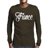 Fiance Mens Long Sleeve T-Shirt