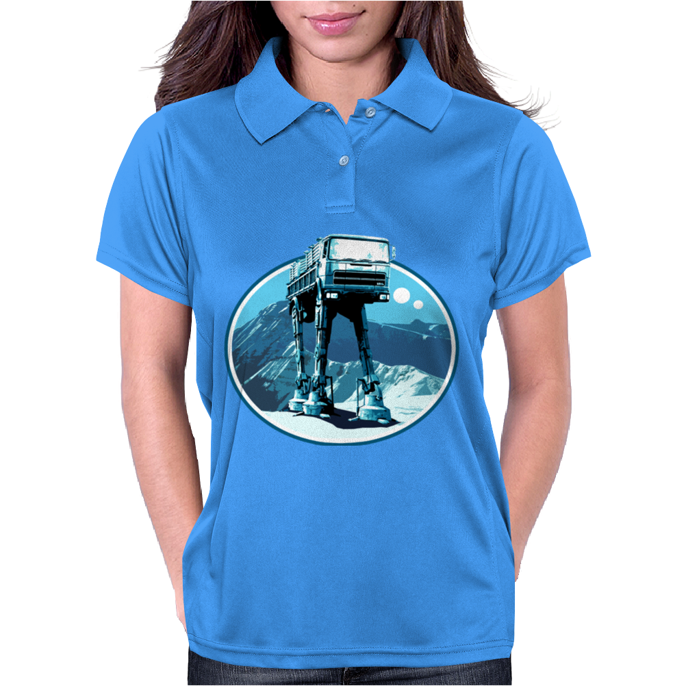 Fiat 690 AT-AT peoardu idea T-Shirt Womens Polo