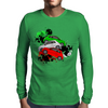 FIAT Mens Long Sleeve T-Shirt