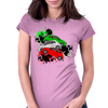 FIAT Womens Fitted T-Shirt
