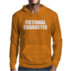 Fictional Character Mens Hoodie