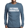 Fictional Character Mens Long Sleeve T-Shirt