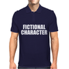 Fictional Character Mens Polo