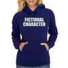 Fictional Character Womens Hoodie