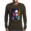Fight Club Dark Knight Clockwork Orange Mens Long Sleeve T-Shirt