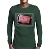 Fight Club Movie Mens Long Sleeve T-Shirt